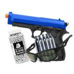 pt921 pistol blue set 12
