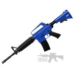 airsoft gun blue 22