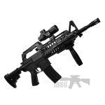 black airsoft gun 20