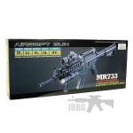 mr733 airsoft rifle box