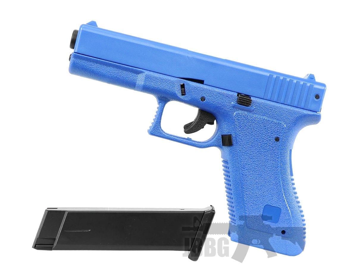 ha117 blue pistol