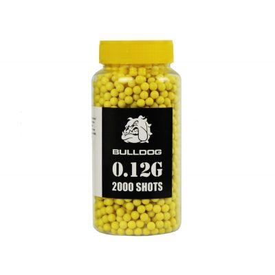 Bulldog 0.12g BB Yellow 2000