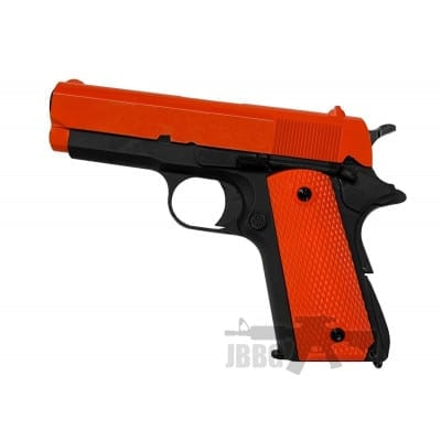 R1911S Gas Airsoft Pistol Recon