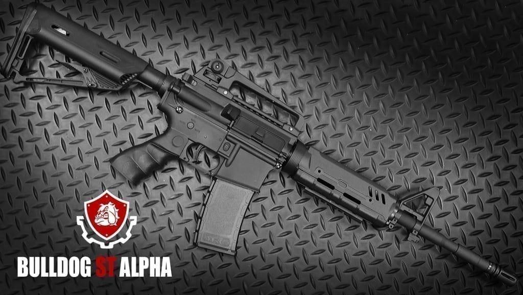 Bulldog ST Alpha Airsoft Gun