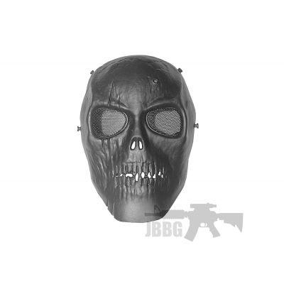 Full Face Skull Airsoft Mask