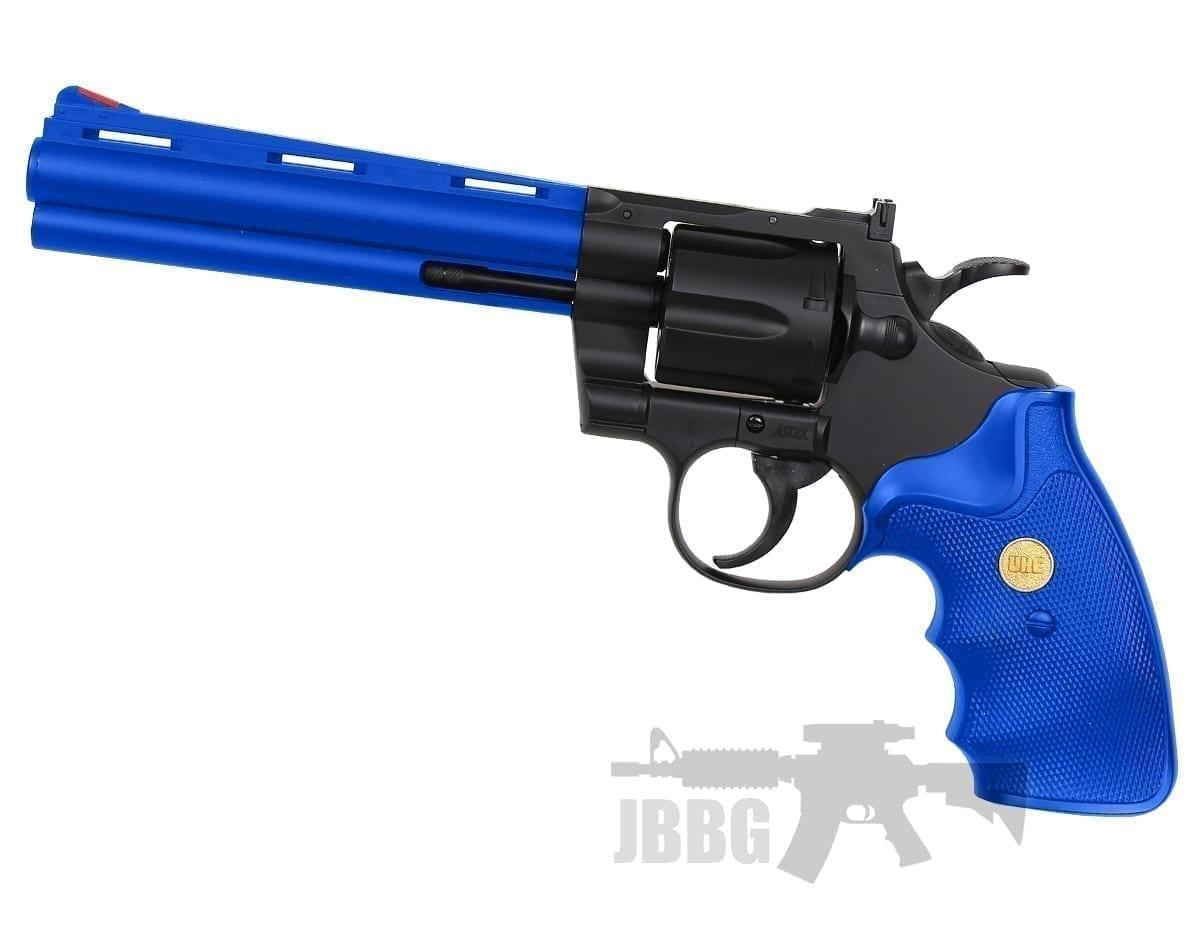 UA938 Airsoft BB Revolver