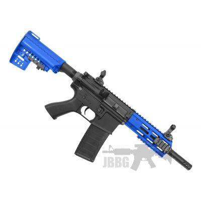 King Arms M4 TWS M-Lok CQB Ultra Grade II