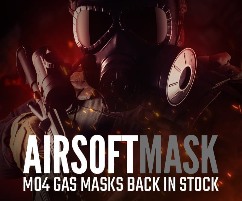 gas masks for airsoft mobile