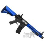 Cybergun Colt M4 Keymod Silencer Full Metal Airsoft Gun