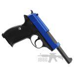 airsoft pistol blue 2