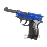 airsoft pistol blue 3