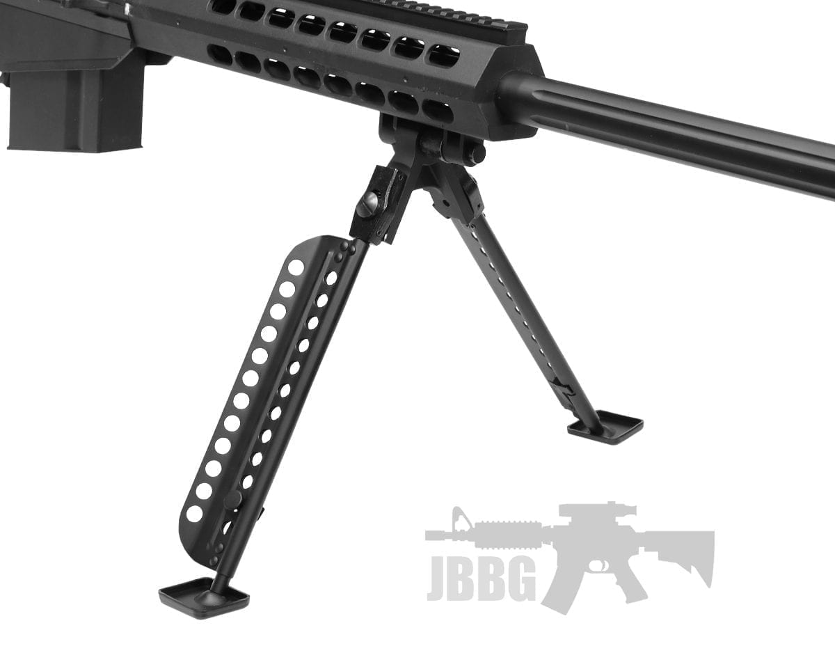 g31 barrett sniper rifle bipod