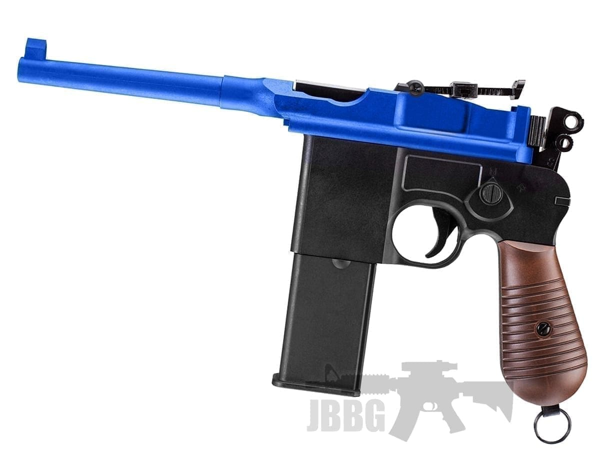 HG196 Box Cannon Airsoft Pistol