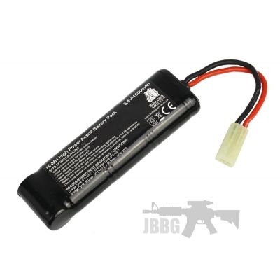 8.4V 1600 Bulldog Airsoft Block Battery