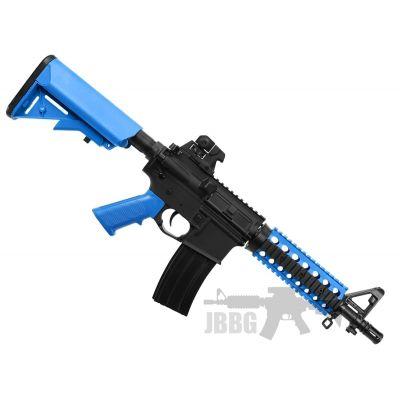 Bulldog M4PI RIS CQB Airsoft Gun