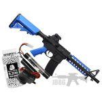 bulldog m4 cqb airsoft gun set