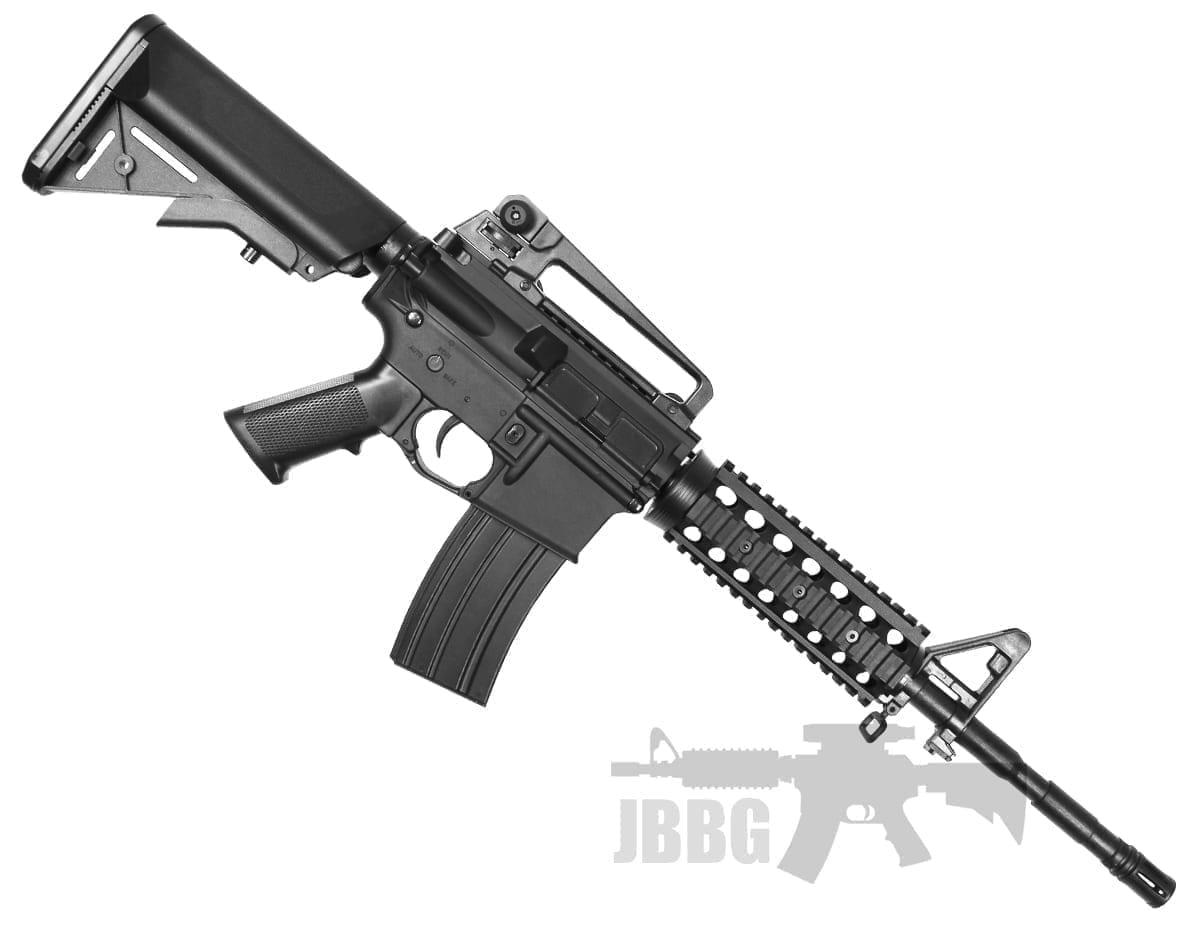 Bulldog M4PG RIS Airsoft Gun