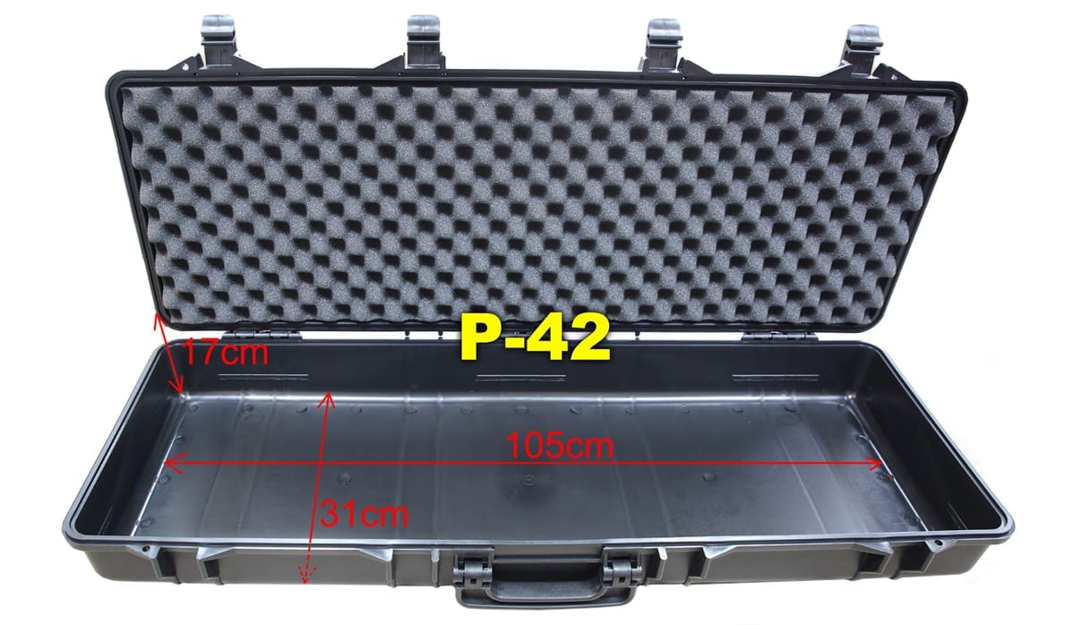 SRC P42 Case 105cm