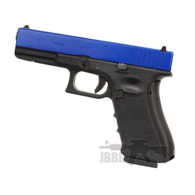 WE EU17 G17 Gas Airsoft Pistol