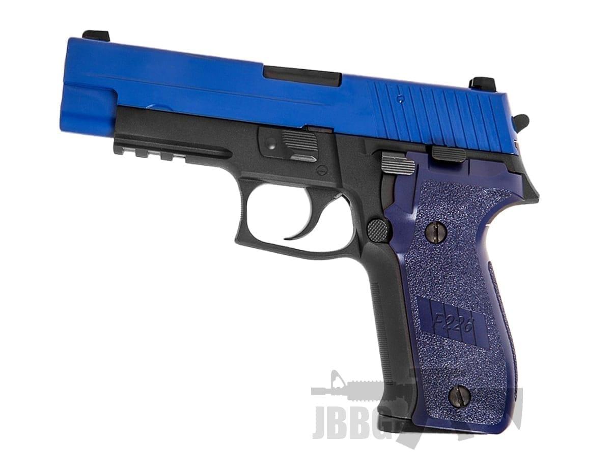 WE F226 Gas Airsoft Pistol