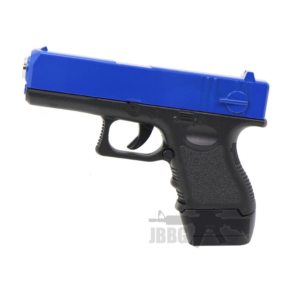 g16 blue pistol