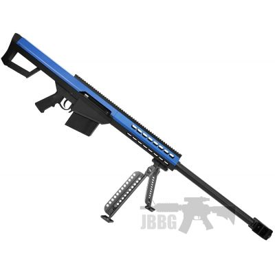 G31 Bundle Offer Airsoft Sniper Rifle Set Blue Special Offer A