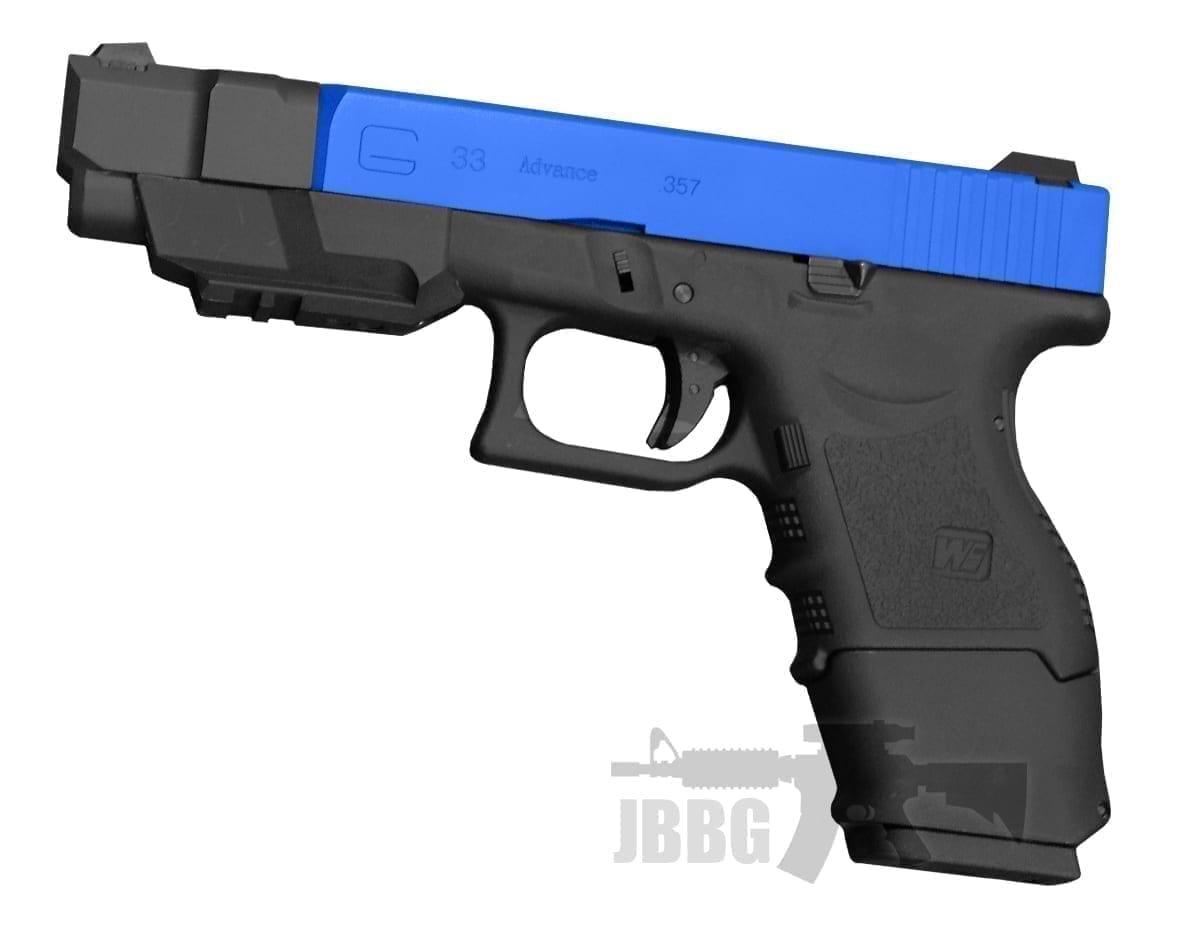 WE G33 Airsoft Pistol
