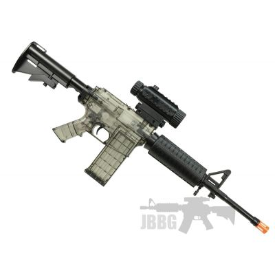 Firepower M4 Boys Electric Airsoft BB Rifle
