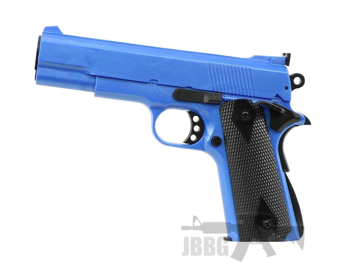 ha121 bb pistol blue