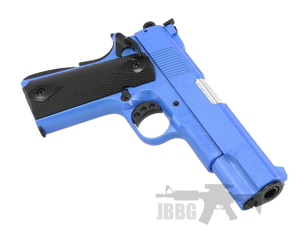 ha121 airsoft bb pistol blue