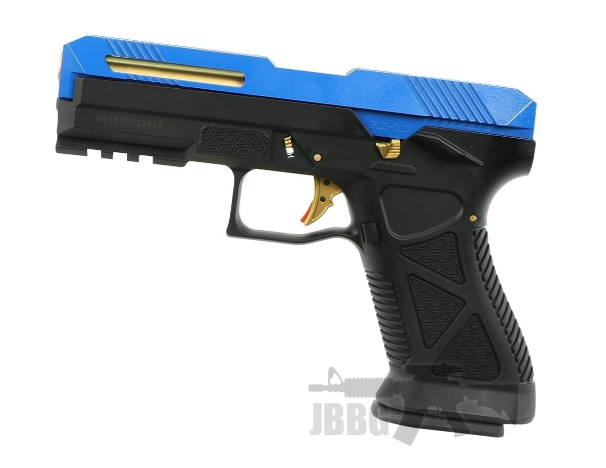 HG182 AG17 Scorpion GAS Airsoft Pistol