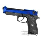 HGA192B GAS Full Auto Pistol