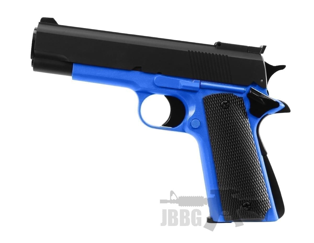 HG123 Gas Airsoft Pistol