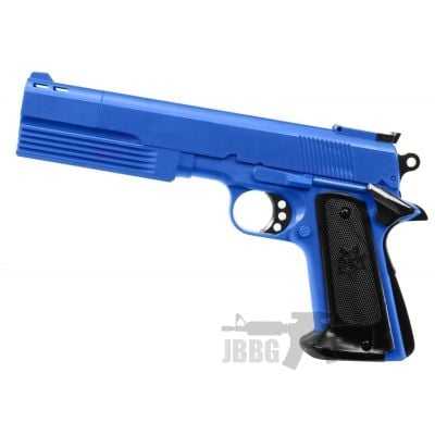 HG125 Gas Airsoft Pistol blue