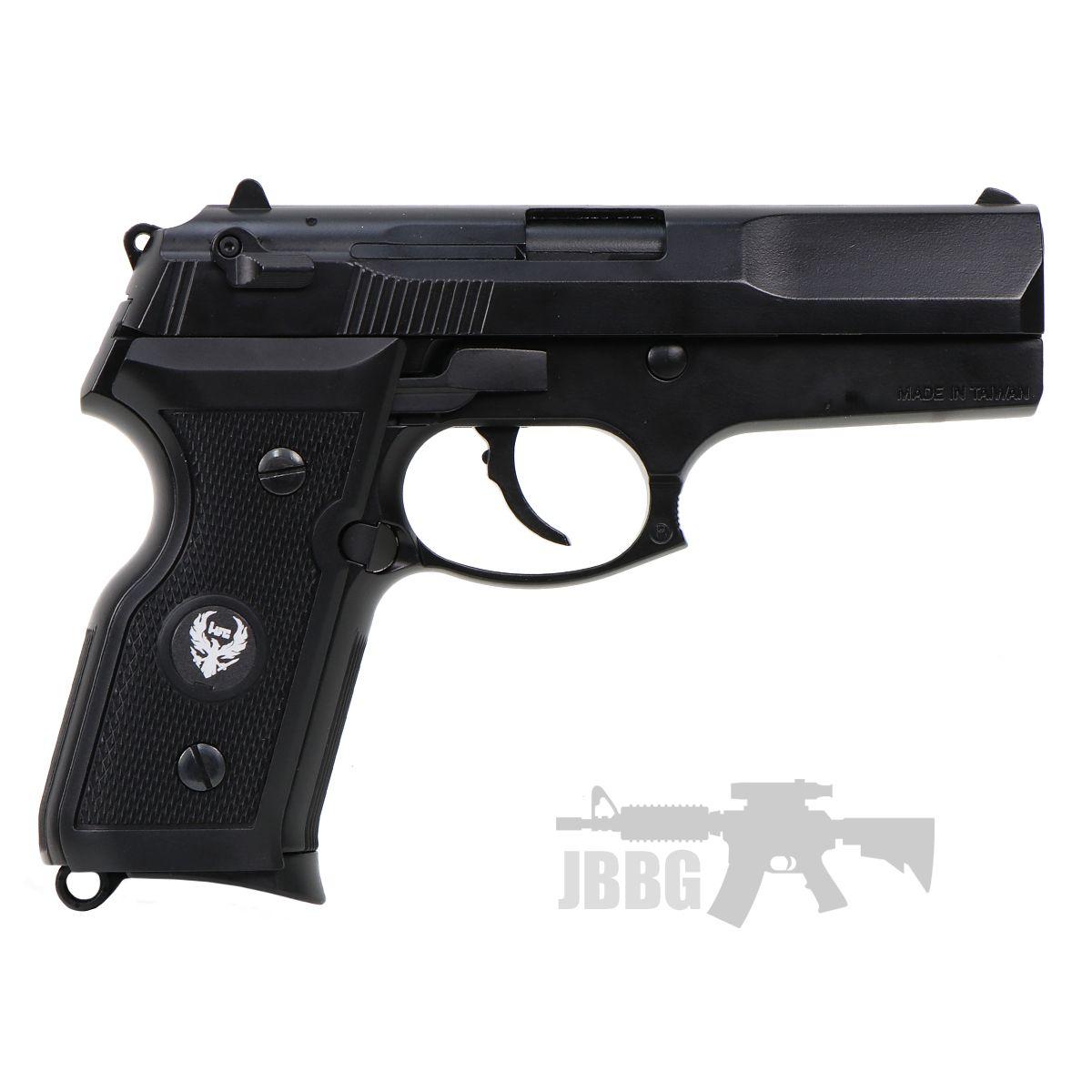 hg160 semi auto airsoft pistol 2