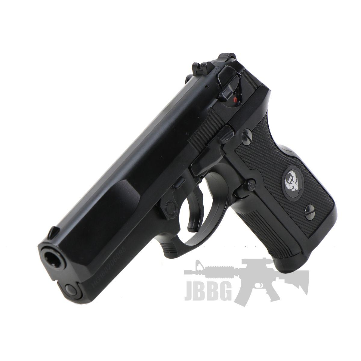 hg160 semi auto airsoft pistol 3
