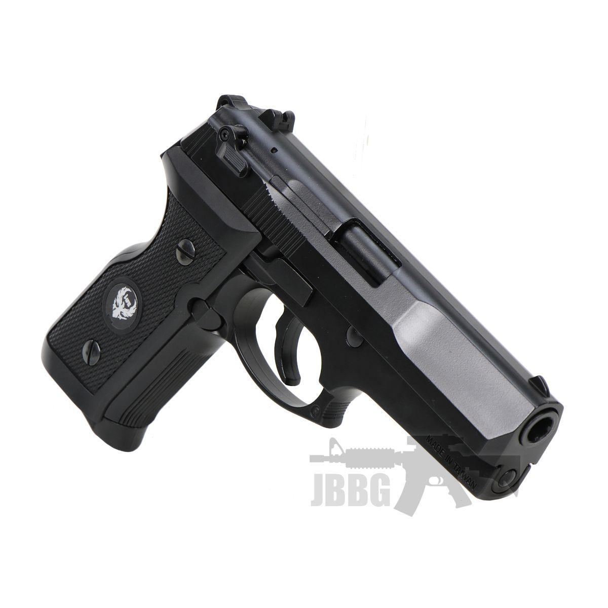 hg160 semi auto airsoft pistol 4