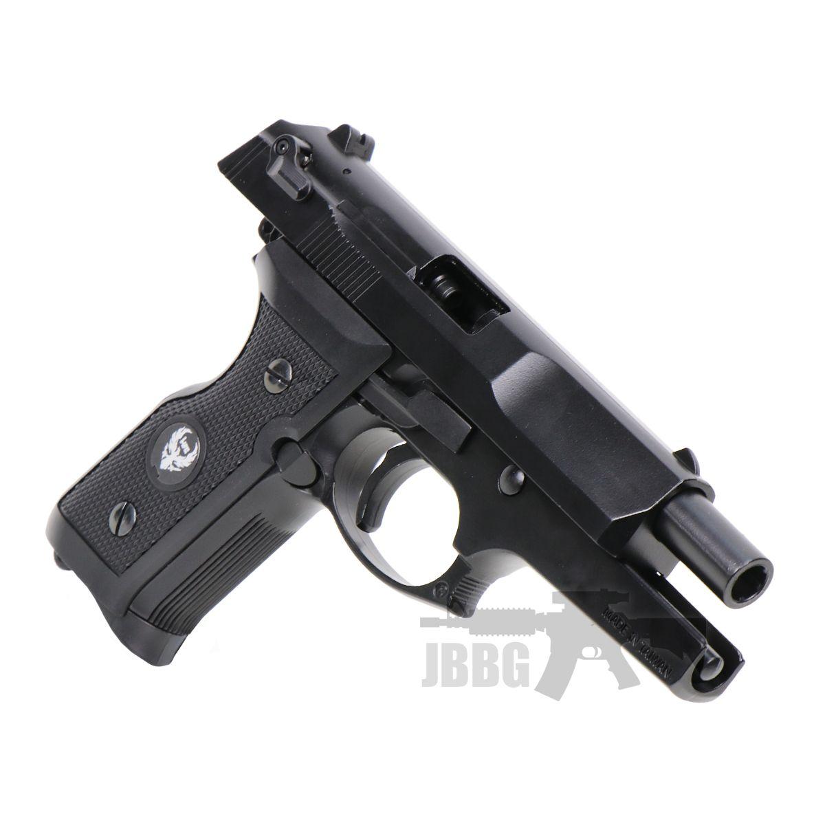 hg160 semi auto airsoft pistol 5