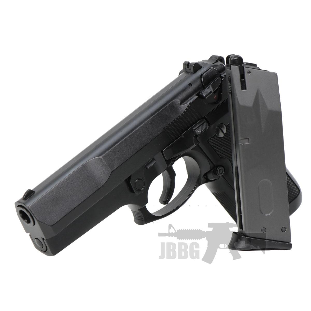 hg160 semi auto airsoft pistol 6