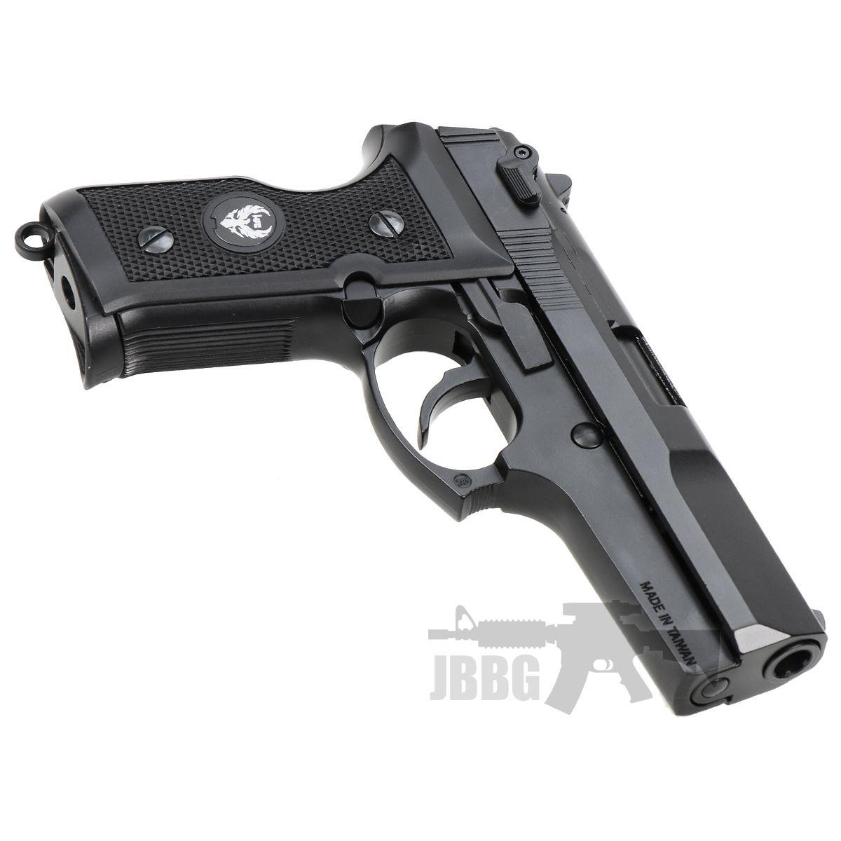 hg160 semi auto airsoft pistol 8