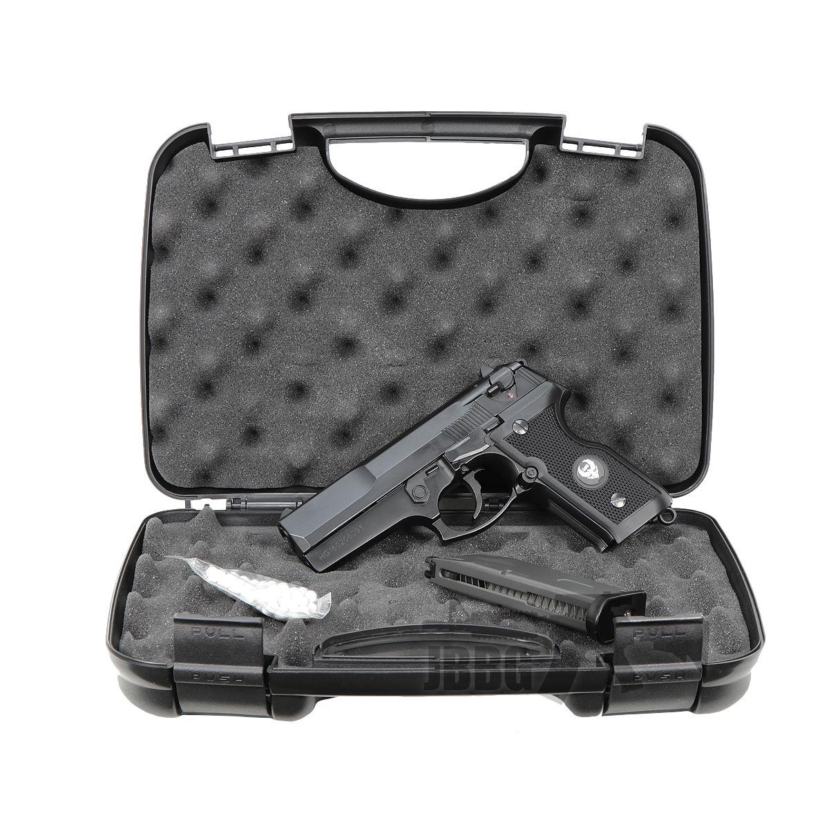 hg160 semi auto airsoft pistol d1