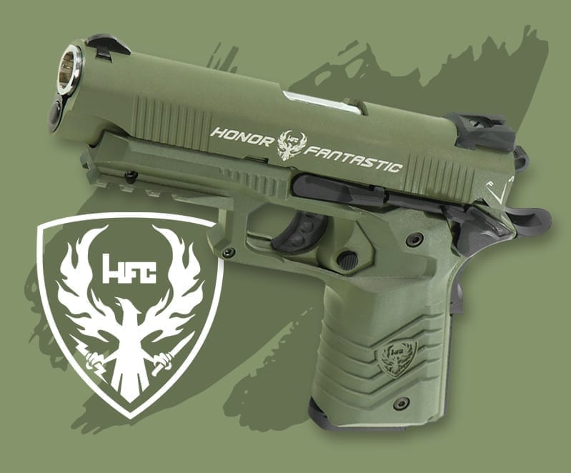 hg172 airsoft pistol from hfc