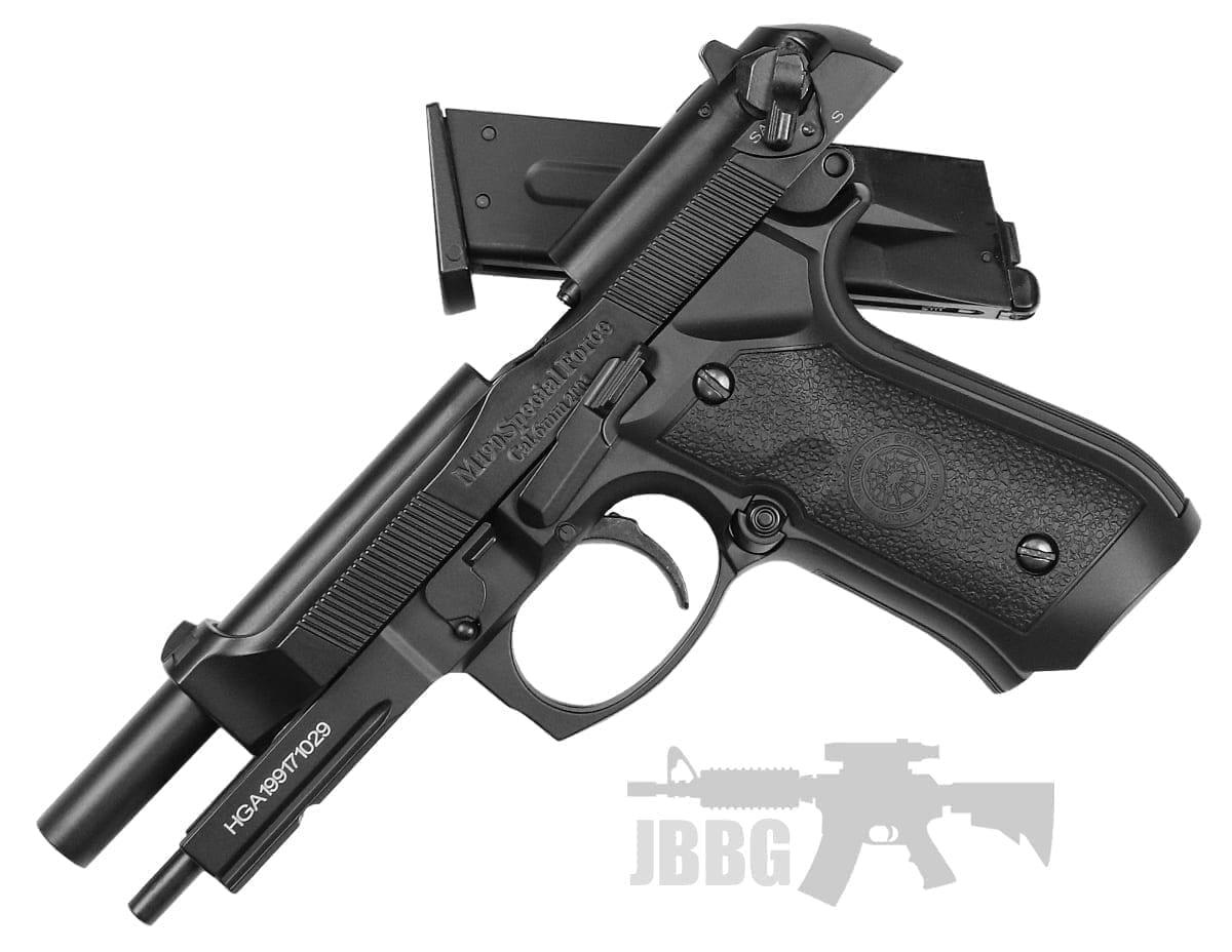 HGA199 Full Auto Only Gas Pistol