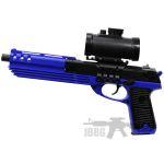 m39 bb pistol 1 blue
