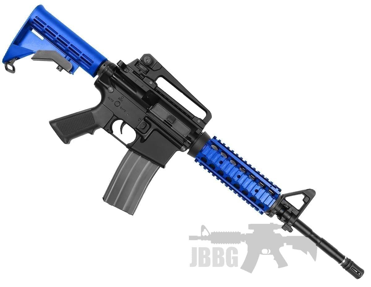 KA Colt M4 Nylon Fiber Rifle GHK GBB
