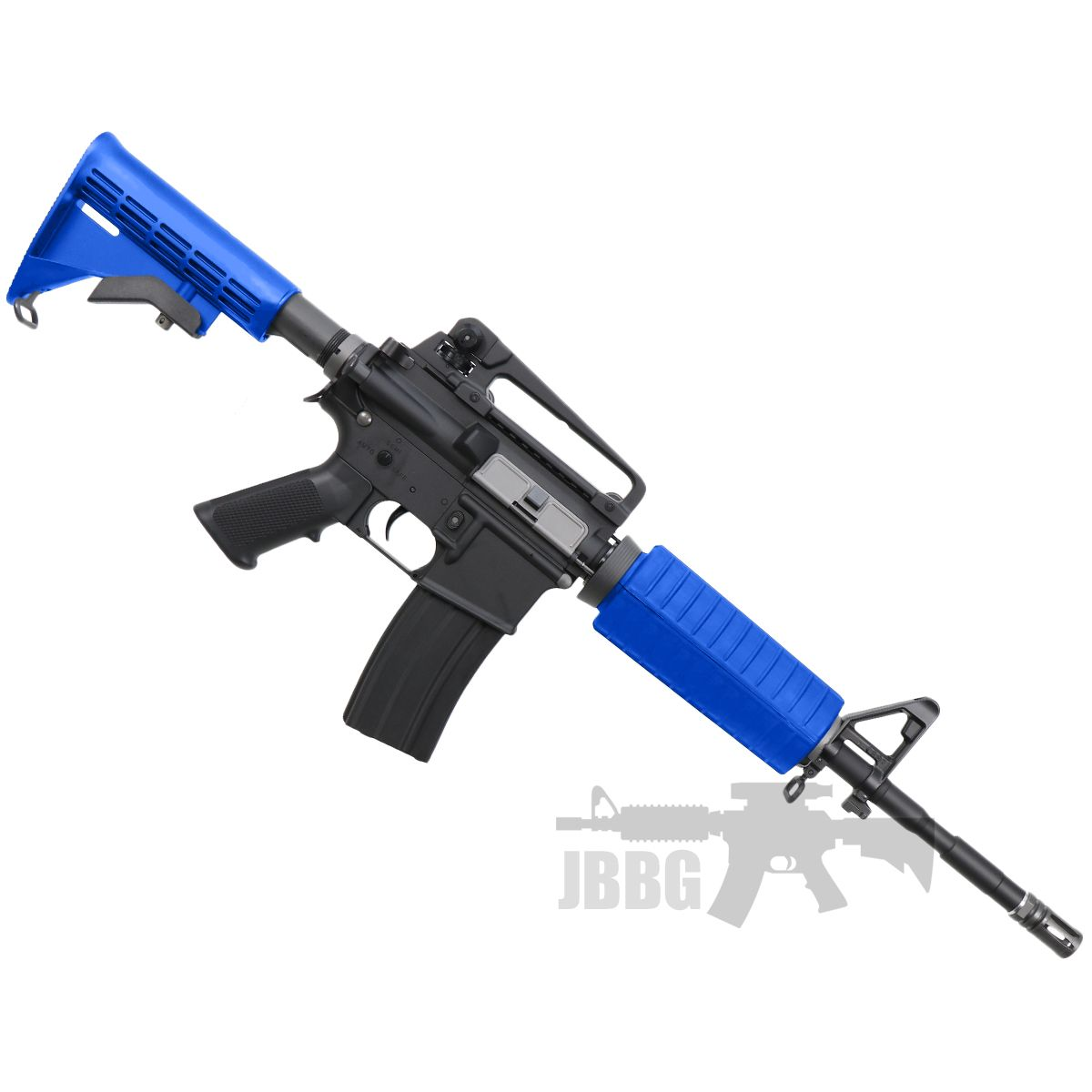 m4 katana airsoft rifle 1 blue