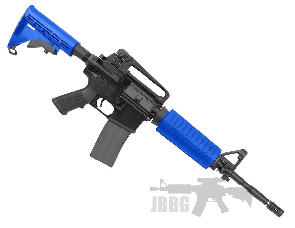 KA M4A1 Nylon Fiber Rifle with GHK GBB Kit