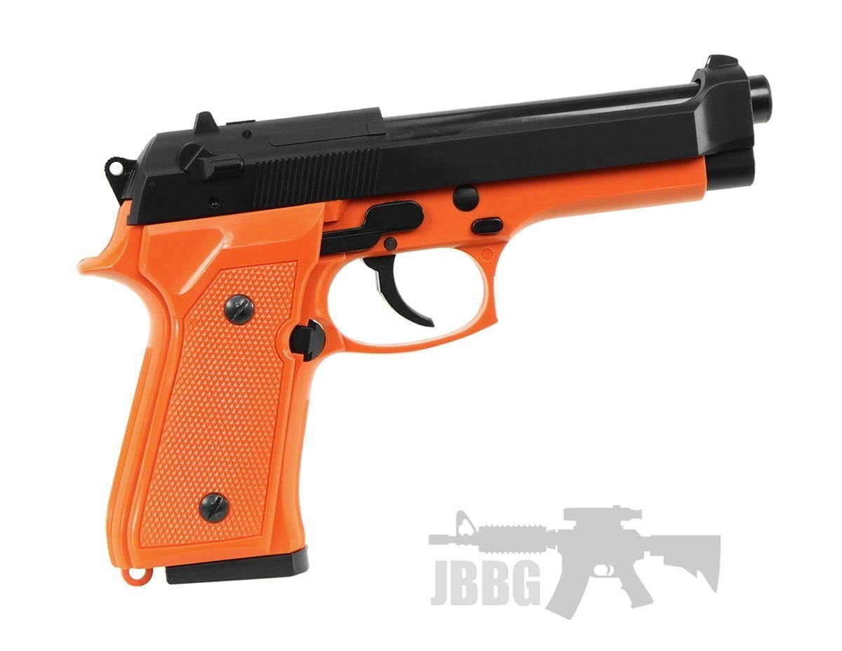 orange bb pistol ha118