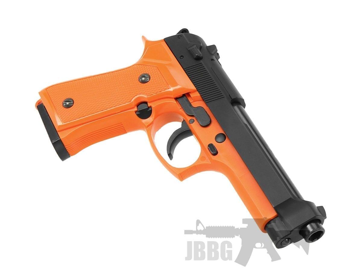 airsoft m9 pistol orange ha118
