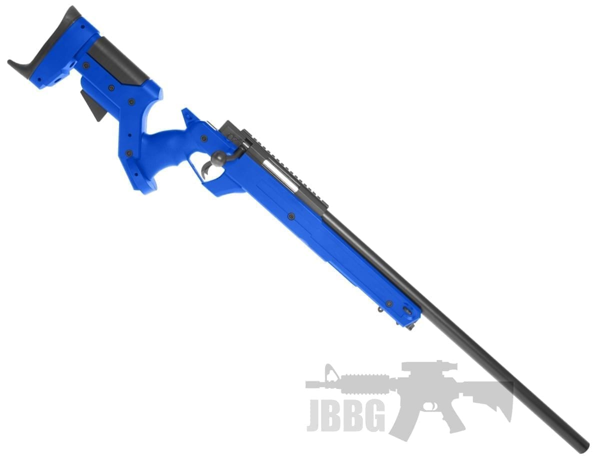 mb04 well airsoft sniper blue